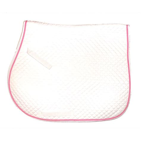 pattern english saddle pads all purpose saddle pad diamond pattern saddle pads from