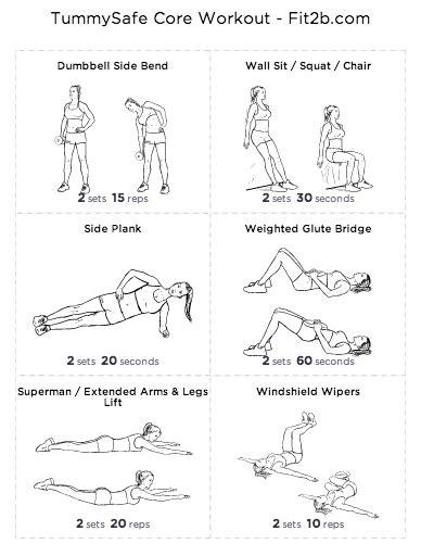 researching diastasis recti   tummysafe gym routines