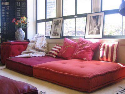 alternatives to couches 94 best images about floor pillows on pinterest floor