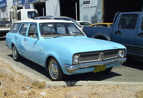 hg holden station wagon restoration