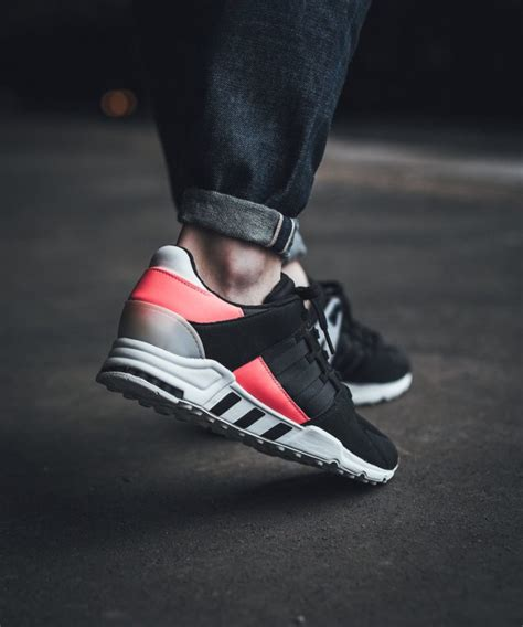 adidas eqt support rf adidas eqt support rf turbo red sneakers addict