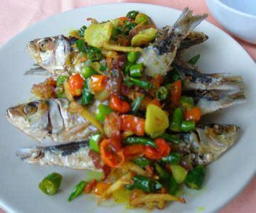 artikel membuat senapan ikan resep ikan ikan asin tumis rempah