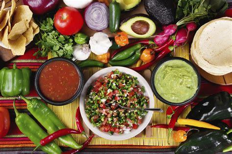 la comida mexicana the 4 major mexican ingredients and their uses el array 225 n