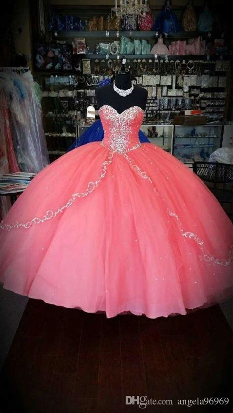 quinceanera themes ideas coral coral quinceanera dresses 2016 new unique cheap