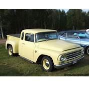 1962 International Pickup  Information And Photos MOMENTcar