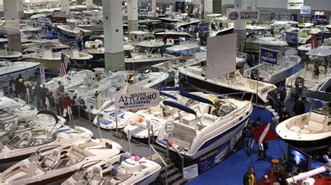 boston boat show convention center providence boat show starts thursday new england boating