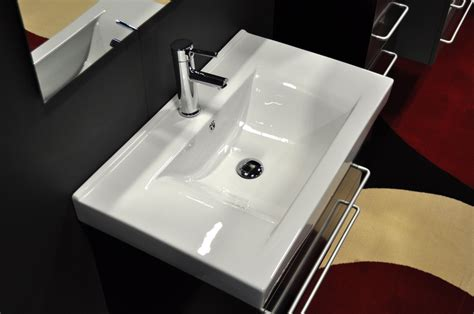 contemporary bathroom sinks modern bathroom vanity mist