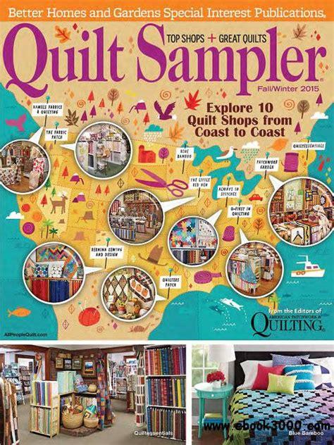 design home magazine no 57 2015 quilt sler fall winter 2015 home magazine