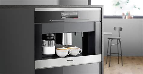 miele einbau kaffeeautomat miele cva kaffeevollautomat 187 miele