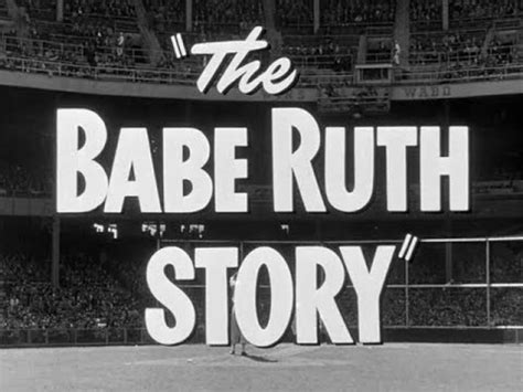 Pdf Why Did Ruth Stop Pitching by The Ruth Story Trailer