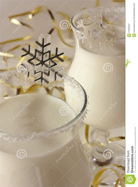4 Best Drinks For Winter Time by Winter Cocktail At A Royalty Free Stock