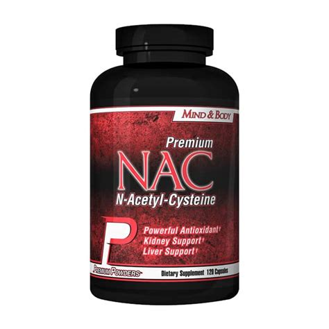 Nac Liver Detox by N Acetyl Cysteine Nac Tudca Liver Support Supplement