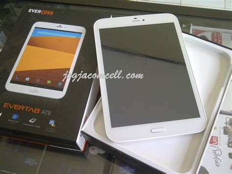 Tablet Evercoss At8 evercoss at8 jogjacomcell toko gadget