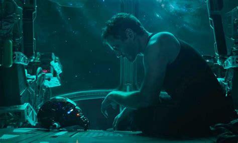 saves iron man avengers endgame