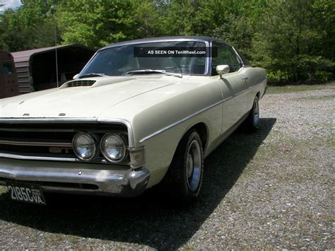 1969 ford fairlane 1969 ford fairlane 500 5 0l special order