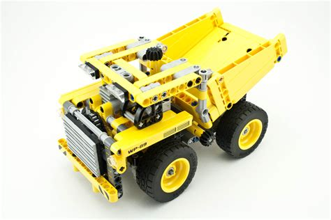 Lego A review 42035 mining truck rebrickable build with lego