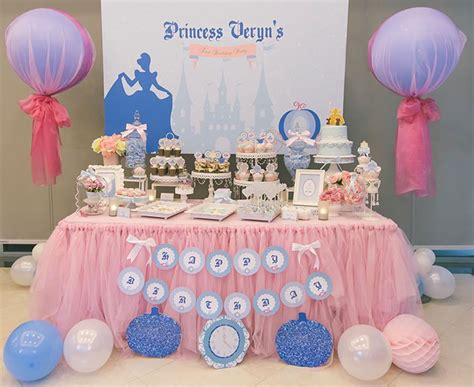 birthday themes for a 1 year old fairytale princess themed 1 year old birthday party