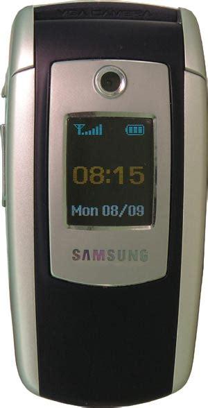 обзор gsm телефона samsung sgh e700