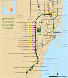 florida turnpike map deboomfotografie