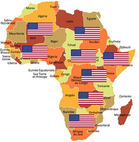 aux etats unis dafrique colonisation afrique etats unis echos d afrique
