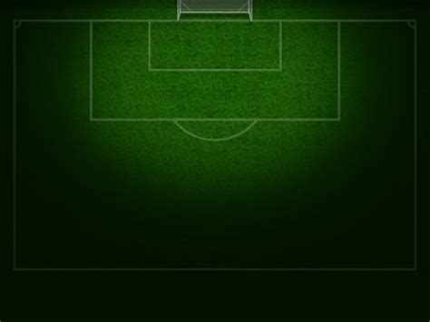Football Soccer Field Free Ppt Backgrounds For Your Football Field Powerpoint Template