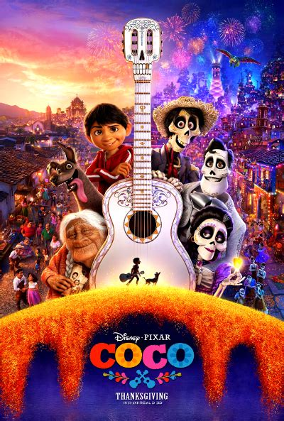coco movie poster coco 2017 review basementrejects