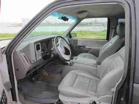 how it works cars 1994 chevrolet 3500 interior lighting find used 1994 chevrolet 3500 silverado 2wd automatic tow package leather seats lowered in san