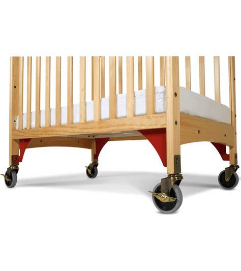 Evacuation Crib by Foundations Responder Evacuation Crib Clearview Ends