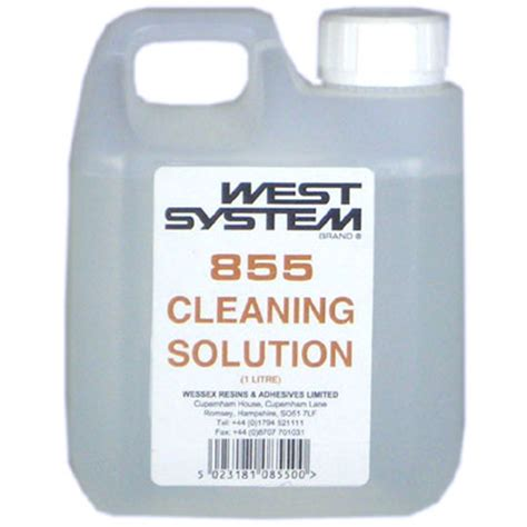 Cleaning Solution by Cleaning Solution 855 1 Litre