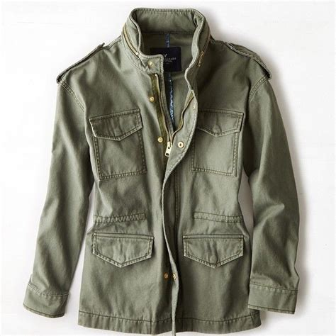 Jaket Parka Army Eagle green coat jacket jacket to
