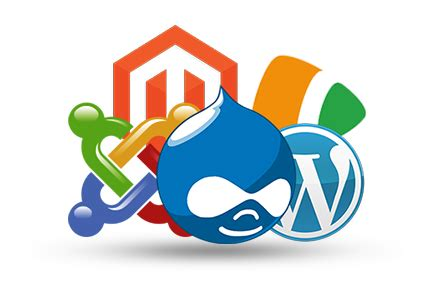 icone lade tipos de cms para creaci 243 n web
