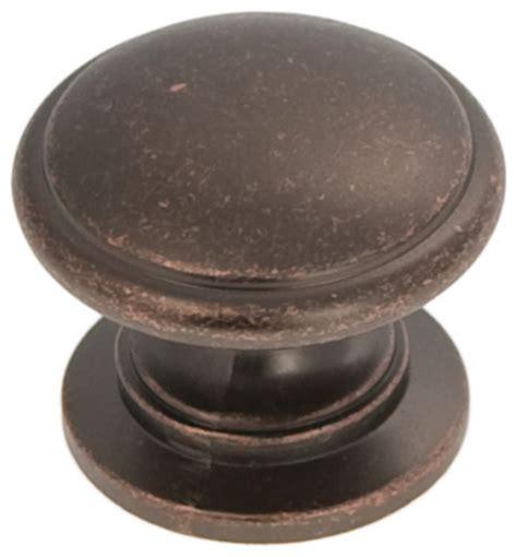 williamsburg antique copper cabinet knob 1 1 4