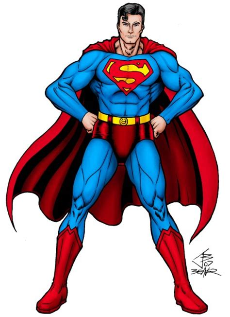 superman colors illmosis superman