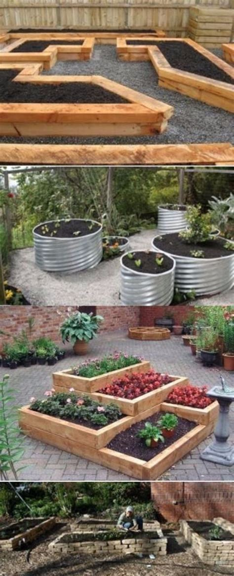 17 best ideas about raised garden beds on
