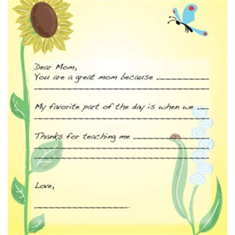 Letter For S Day Free Special Mother S Day Letter Mojosavings