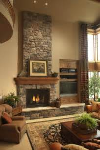 fireplace ideas pictures 25 stone fireplace ideas for a cozy nature inspired home