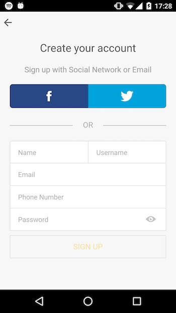 ionsocialapp ionic template ionicthemes by ionicthemes