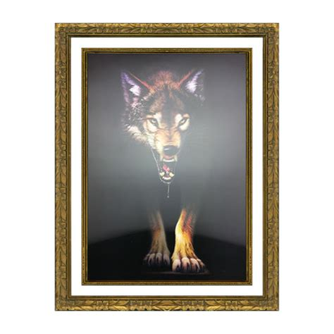 wolf home decor woodland home decor collectible tabletop