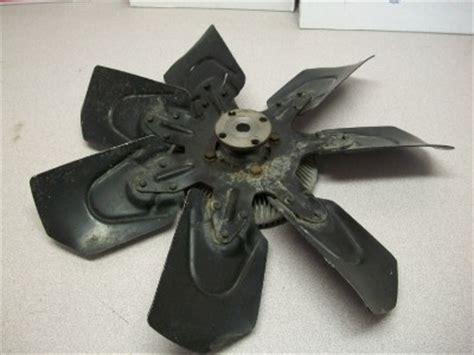 chevy 6 blade fan 7 blade hd clutch fan assembly 350 400 454 1971 76