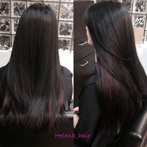 change dark mahogany brown hair to natural chocolate brown with highlights the 25 best dark mahogany hair ideas on pinterest