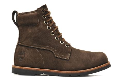 timberland earthkeepers rugged 6 boot timberland earthkeepers rugged lt 6 quot plain toe boot wp ankle boots in brown at sarenza co uk