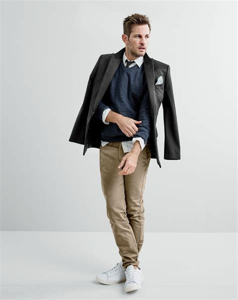 men s clothes turning fashion inside out