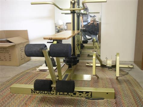 free stuff nordic flex gold fitness machine like new u