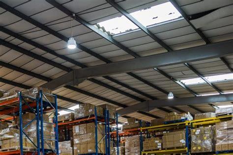metal halide warehouse lighting led warehouse lighting how to save on warehouse