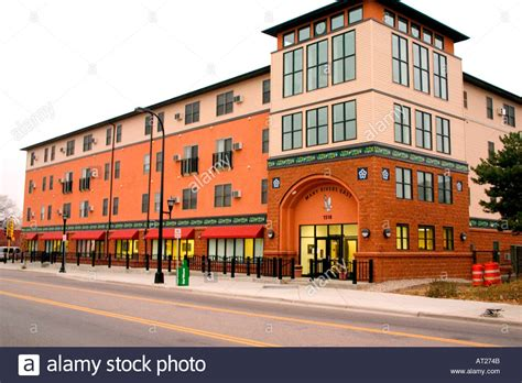 buying low income housing many rivers east low income housing built by american indian housing stock photo