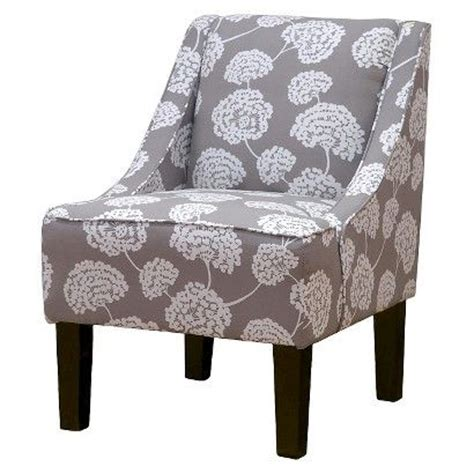 floral accent chair target accent chair for living room target hudson swoop chair