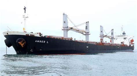 panama based cargo ship collides with fishing boat near - Shipping Boat To Panama