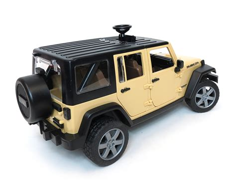 jeep toy bruder jeep wrangler unlimited rubicon model toy