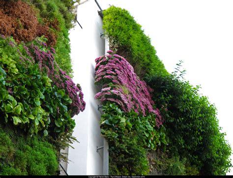 Vertical Garden Blanc Vertical Greening In Cities Blanc Lectures In
