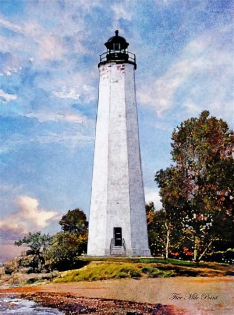 Five Mile Point Light by 13 Best Images About Lighthouses On Oak Island